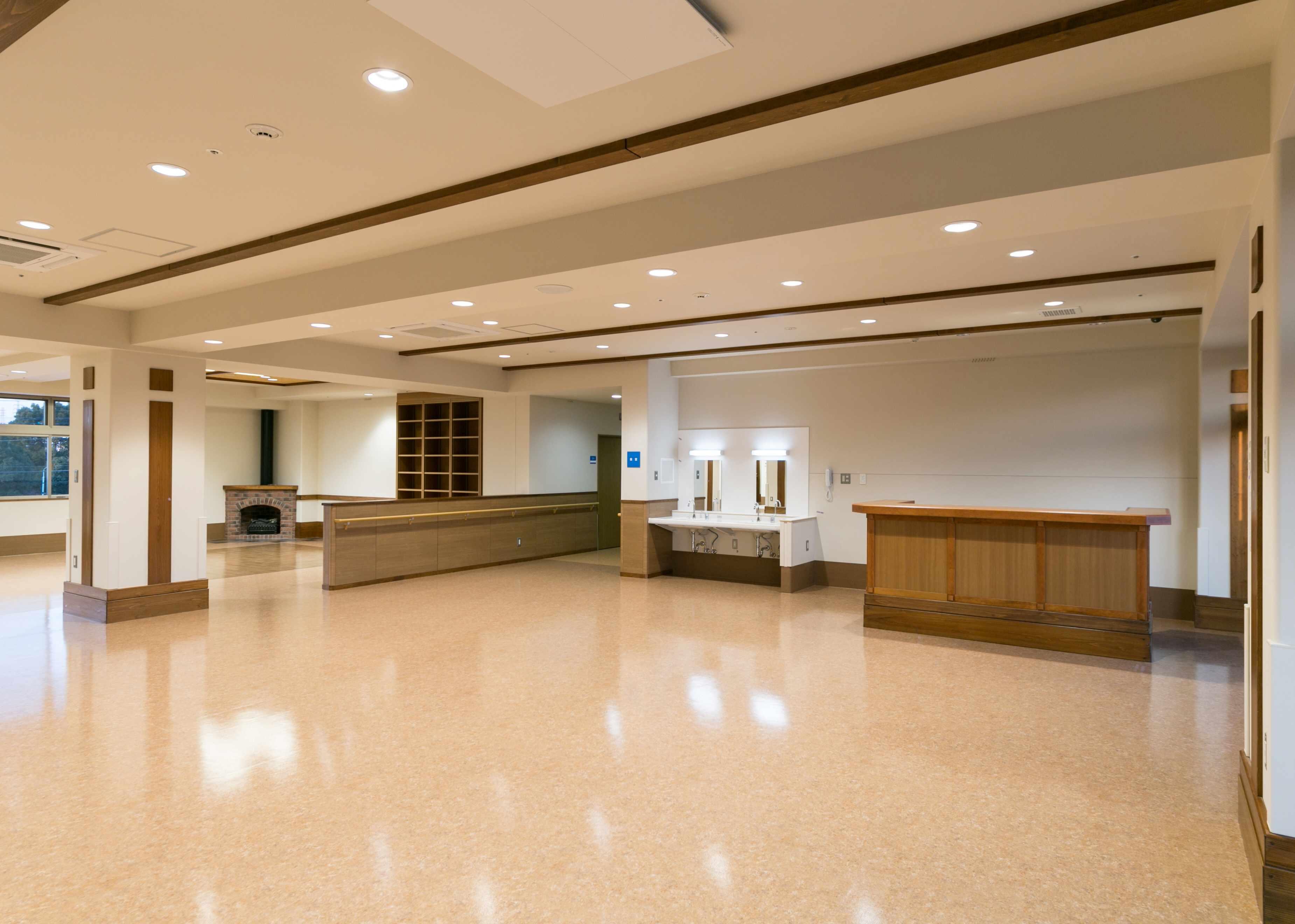 27_2階 食堂