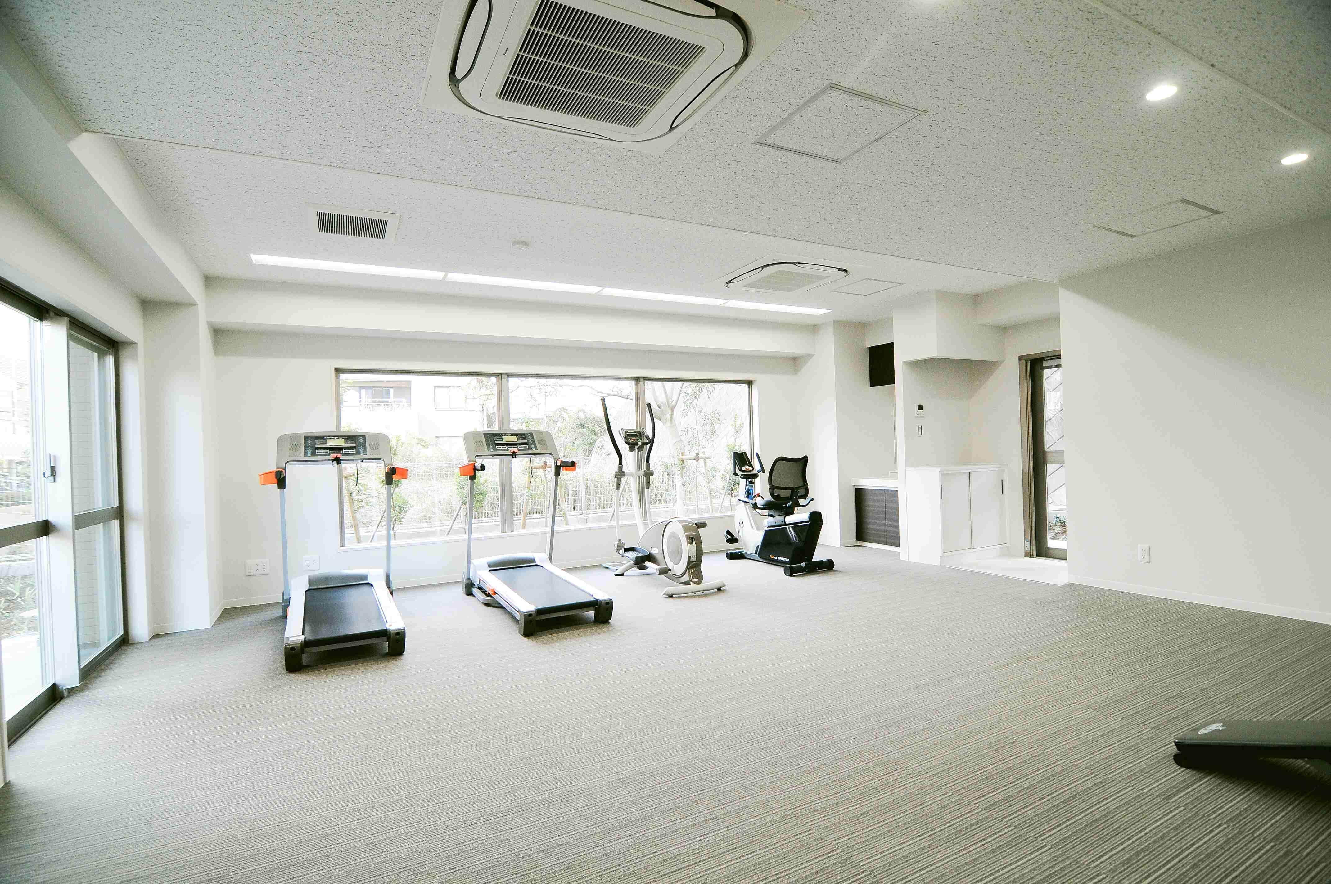 ブエノビ トレーニング室