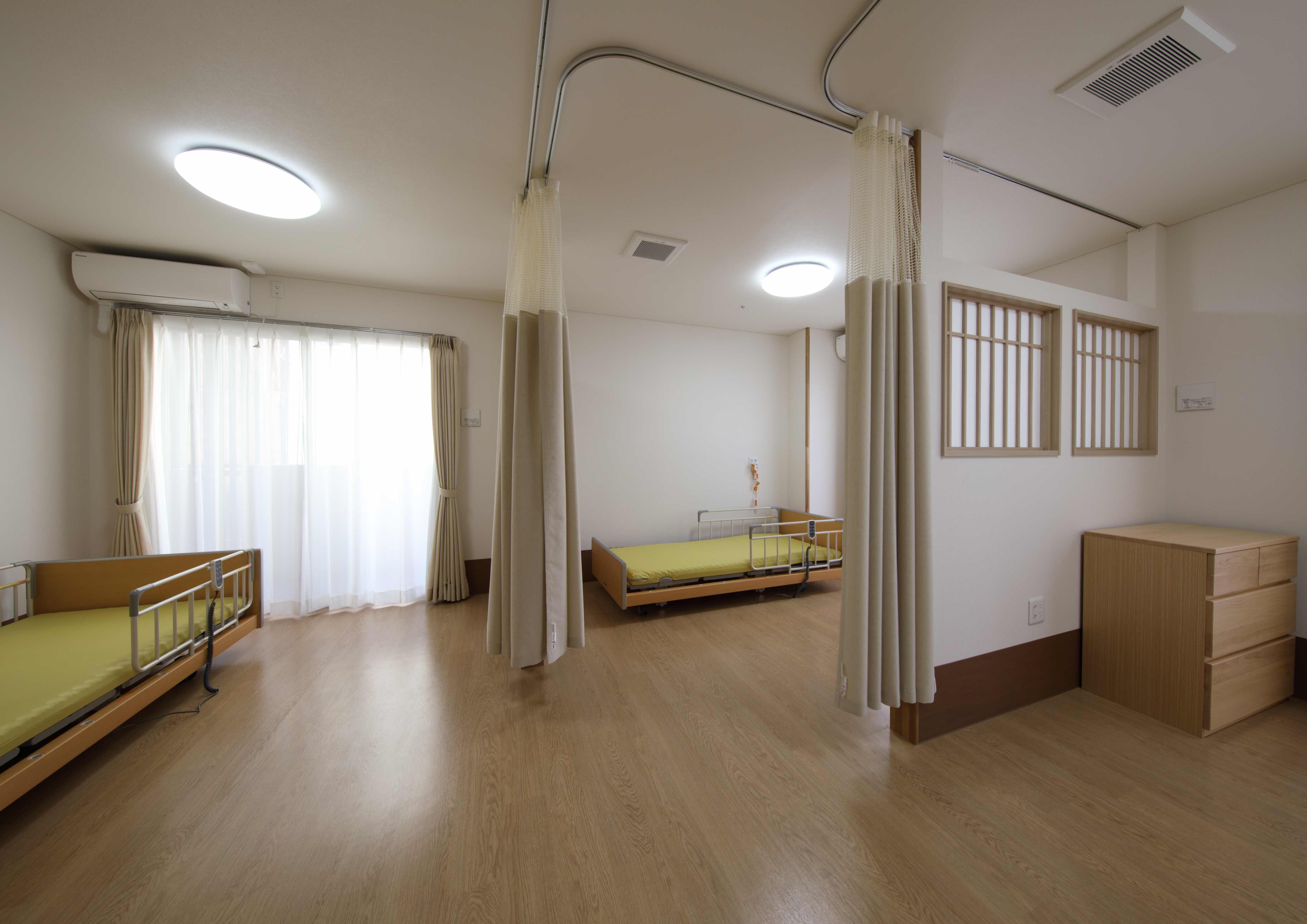 11.1階 4人居室