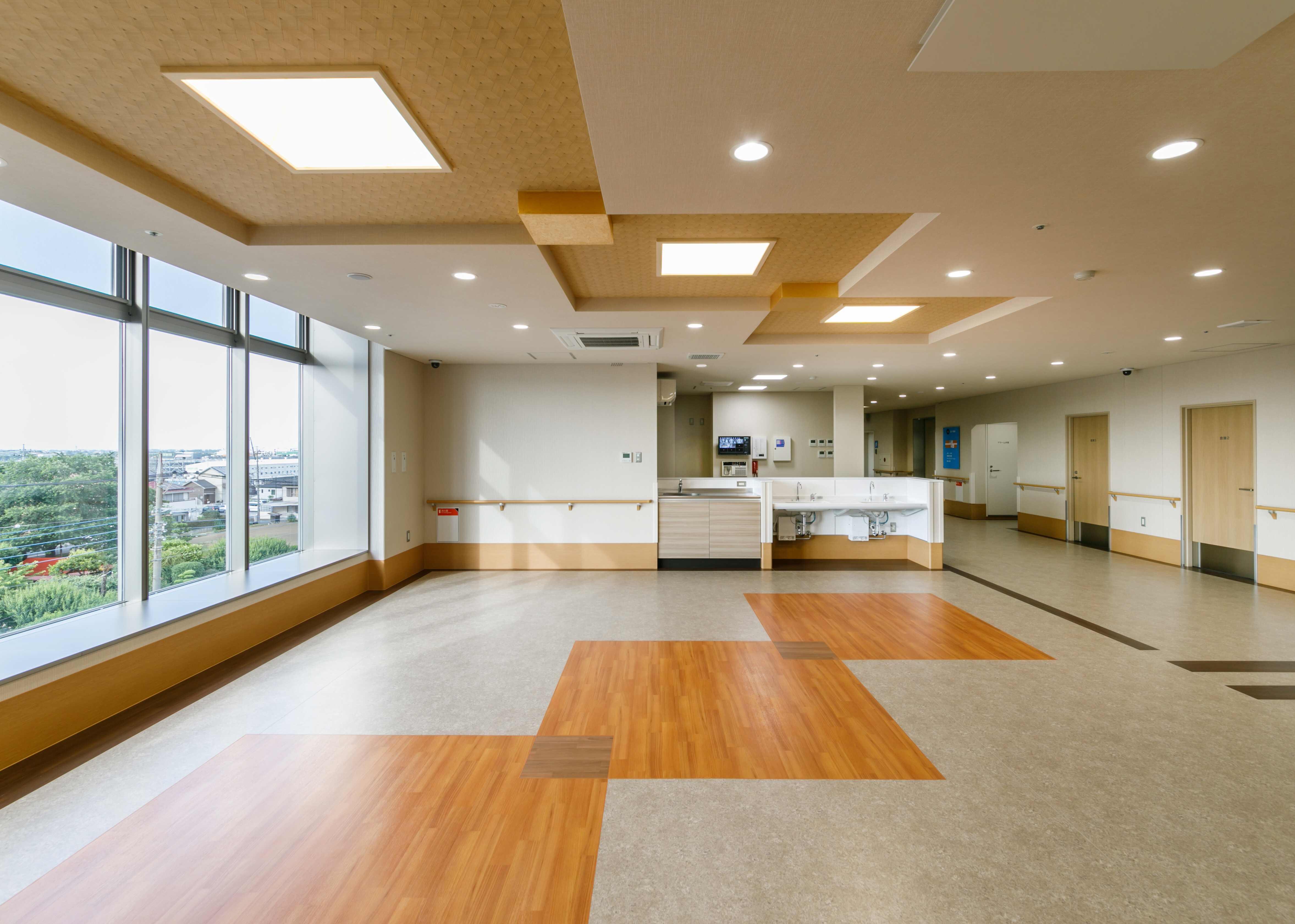 43_4階 談話室・食堂