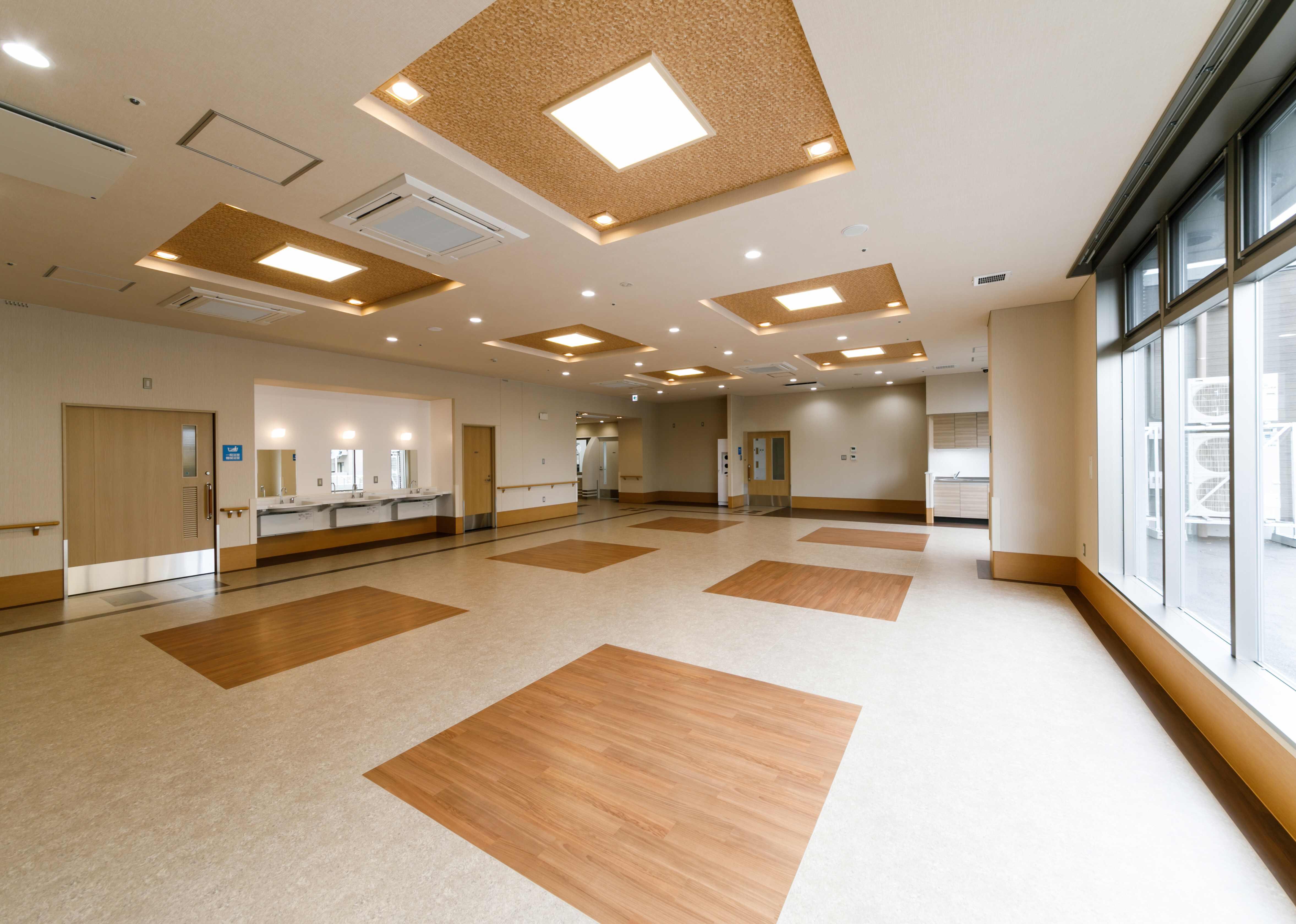20_デイサービス食堂・機能訓練室